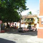 Plaza de San Diego
