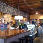 Brown Dog Coffee Shop
