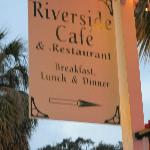 Riverside Cafe