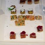 More Canapes..