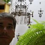 LAMPARA PRINCIPAL COLGANTE SUPER ANTIGUA