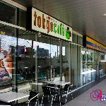 Restaurant and Convenience Store