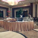 swissotel dining area