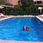 Dopp i poolen