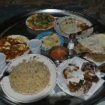 Typical Omani food experience