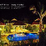 Atmosphere around the resort.