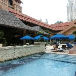 Very Nice and Quiet Pool area (Adult Pool, Kids Pool and Spa Pool)
