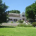 The main chocalatier building