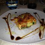 Vegetarian Lasagnia - Yum!