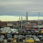 Bunker Hill Monument & USS Constitution