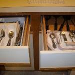 Brand new Oneida silverware