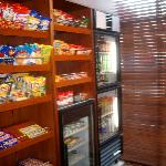 Pantry store/E-shoppe for late night munchies
