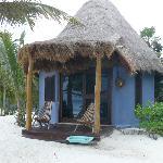 Typical cabana