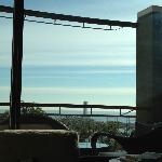 Vue sur mer + terrasse