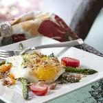 Breakfast is the main event here at Clark Point Inn-the #1 reason our guests choose to stay with