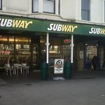 Subway, Llandudno
