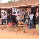 Craft Market outer courtyard