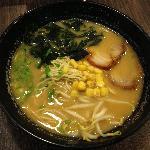 Miso Ramen.. so so good.
