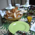 petit déjeuner de rois