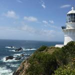 Seal Rocks Lighthouse
