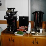 Кофе и кипяток