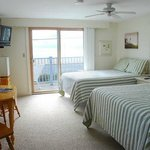 The Martha's Vineyard Room with Private Balcony