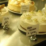 house made cheesecakes