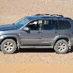 Sahara Desert Crew Car