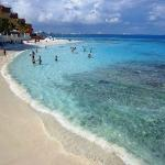 Riu Palace Las Americas-beautiful small beach