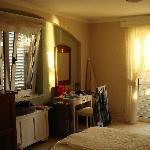 Room in the Villa Irena