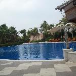 piscine non chauffée
