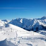 lech ski fields