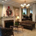 Lobby at Christmas (2012)