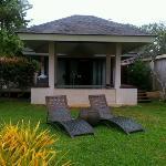 oceanview villa exterior