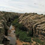 Rock Art Ranch - View of the Chevelon Canyon