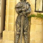 A knight armor