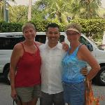 Manny, our tour guide and driver for 2 tours booked at Villa del Palmar!