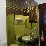 Room 201 - toilet