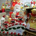 Vintage Christmas at Bright's Antique World