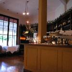 Mercato is simple and beautiful, with a wide array of wines to match your meals
