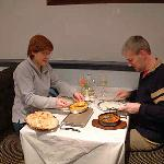 Meal for two in the Prince of India Pitlochry