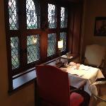 salon et petit déjeuner, vue sur Notre Dame