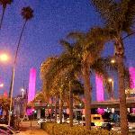 Entre LAX et l'hôtel