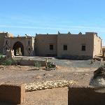 Auberge Takojt et le vaisseau du désert