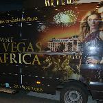 Le Las Vegas sud africain