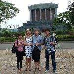 Wonderful Hanoi Kids guides - Ho Chi Minh complex