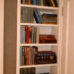 Librería de la habitación