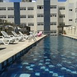 Piscina do Yak Hotel Natal