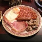 Tipical English Breakfast