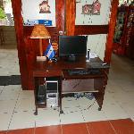 Internet in Lobby
